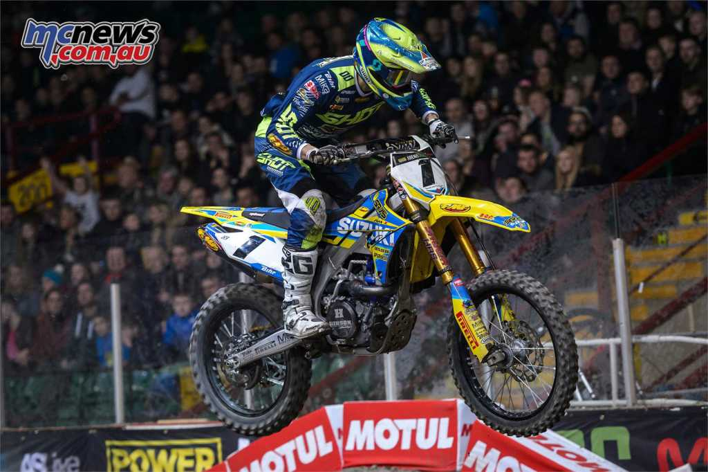 Thomas Ramette - UK Arenacross