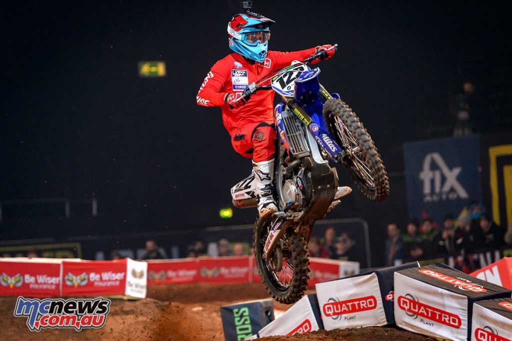 Dan Reardon - UK Arenacross