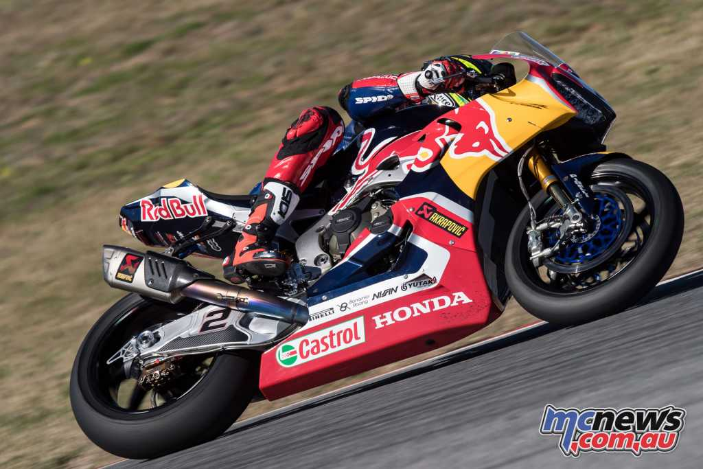 Leon Camier - Image by GeeBee Images