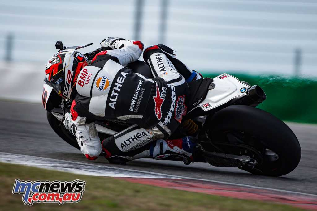 Loris Baz is BMW's only WorldSBK entry in 2018
