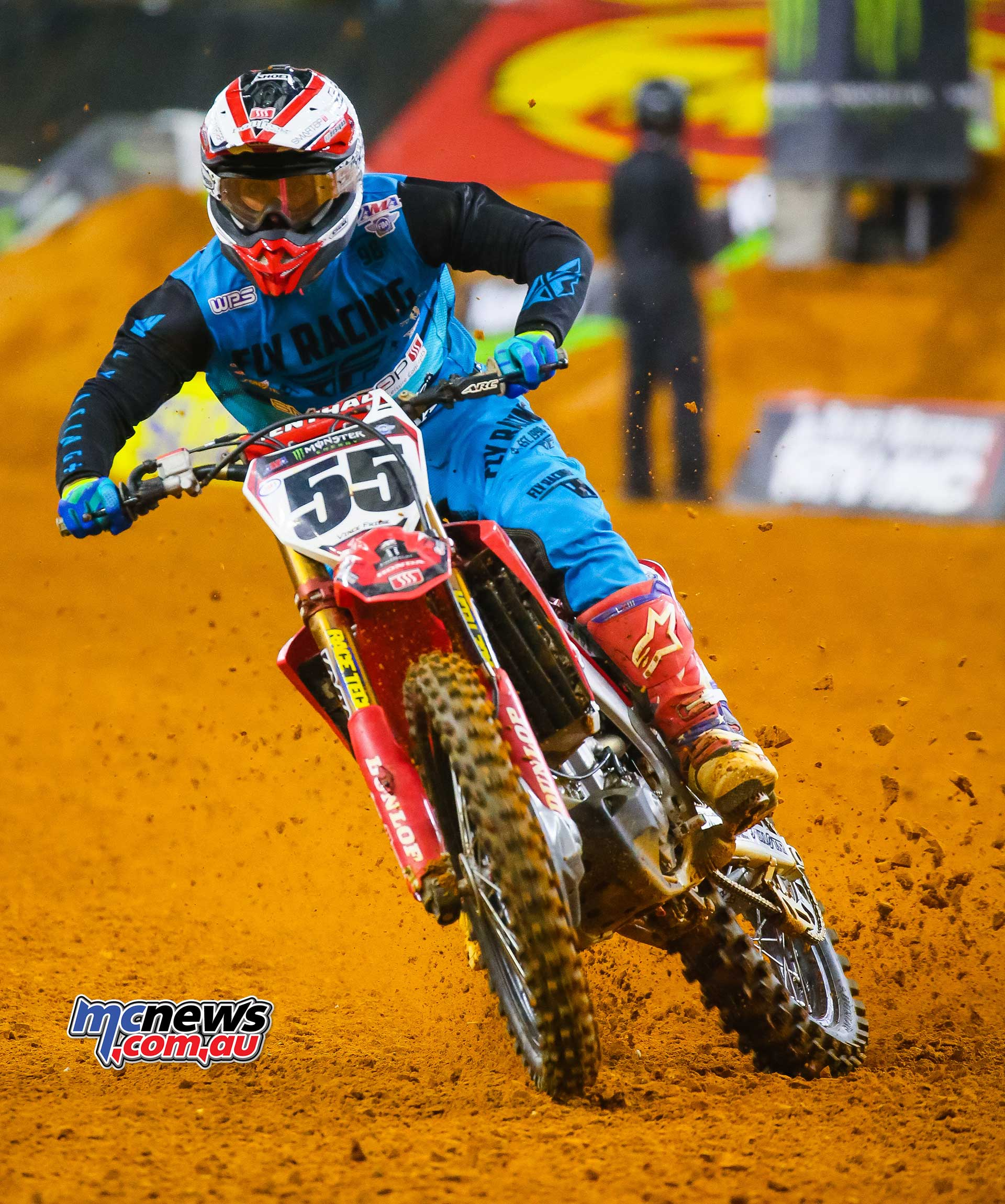 Supercross Ford Field: Dallas Supercross Images