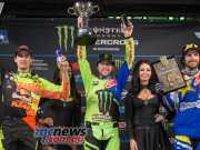 Eli Tomac wins Tampa Supercross from Musquin and Anderson - Hoppenworld Image