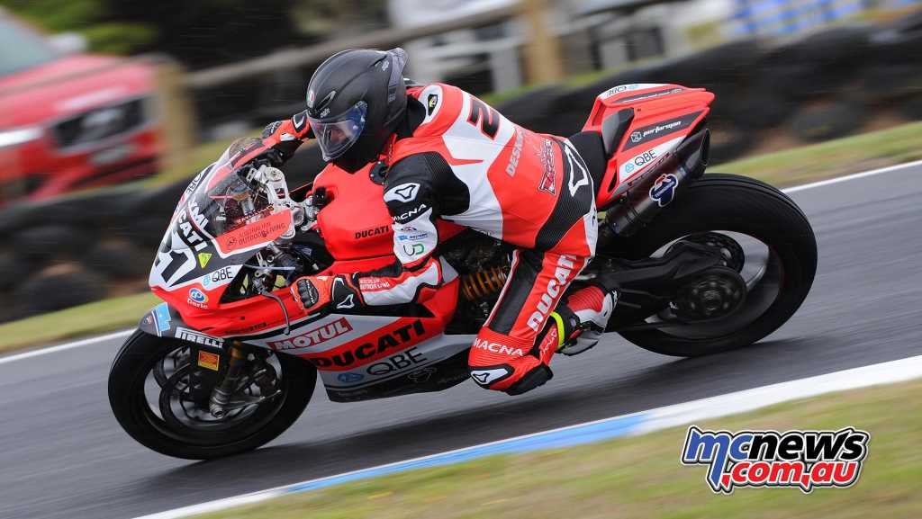 Troy Bayliss - Image by Colvin