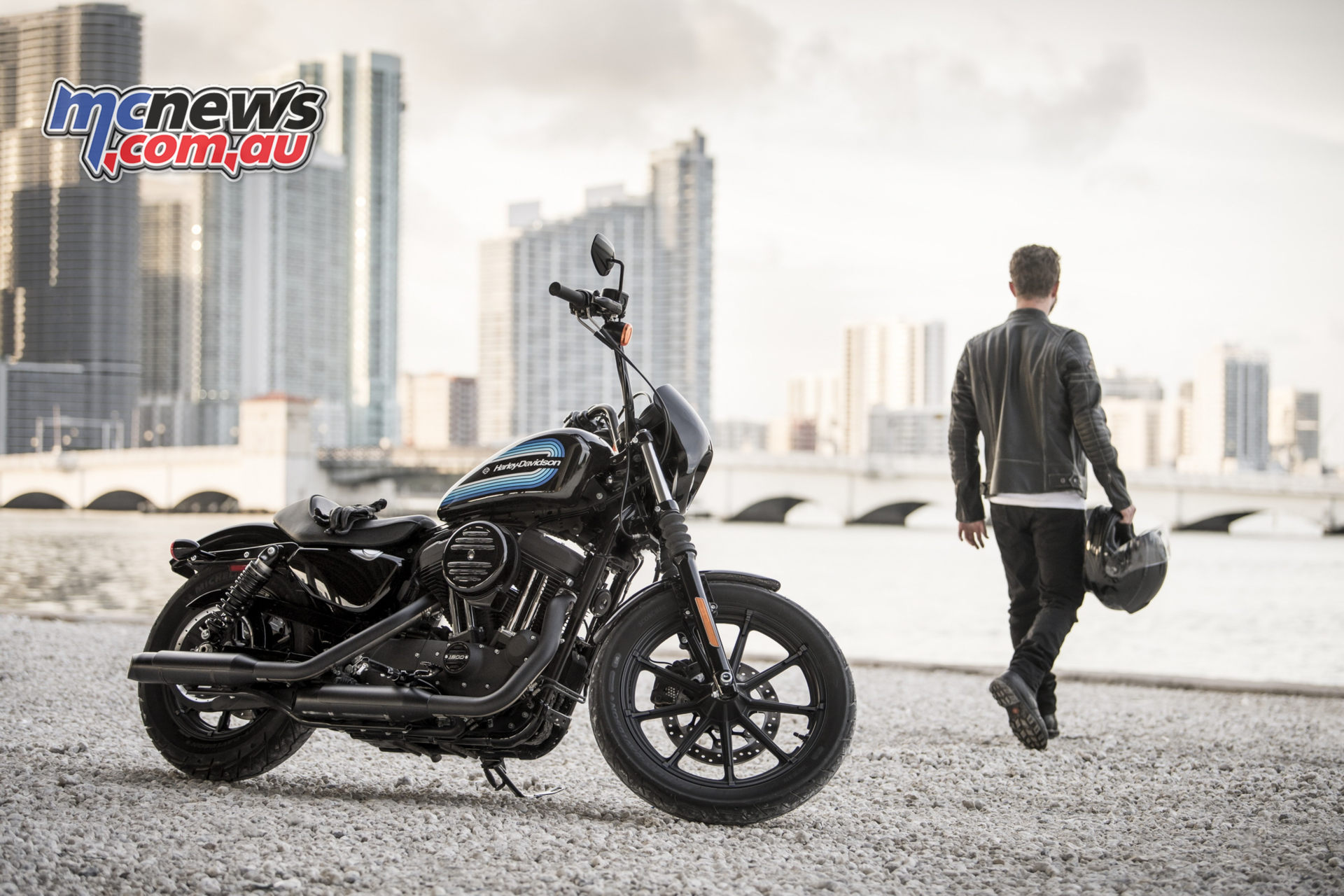 2018 Harley-Davidson Iron XL1200 Sportster