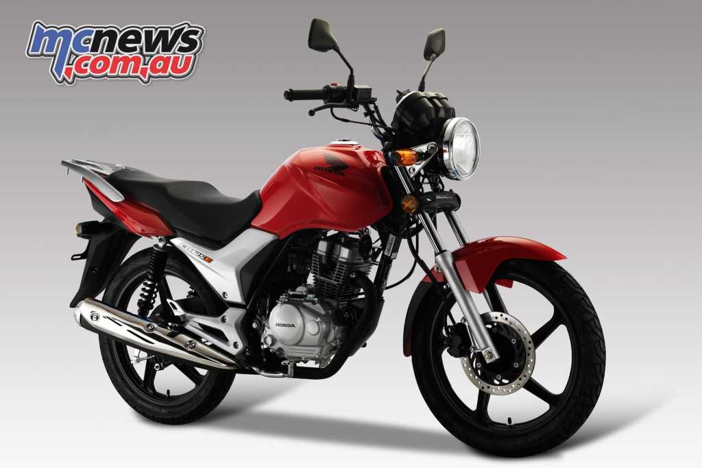 The CB125e has proven a strong performer in the Honda line-up despite competition from the Grom