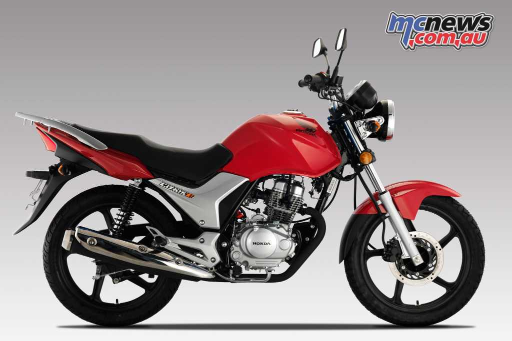 Honda's CB125E is a strong seller