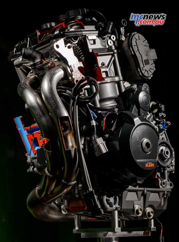 KTM 790 Duke takes a different slant again on the parallel twin