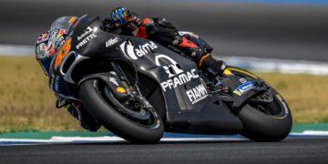Jack Miller fastest Ducati