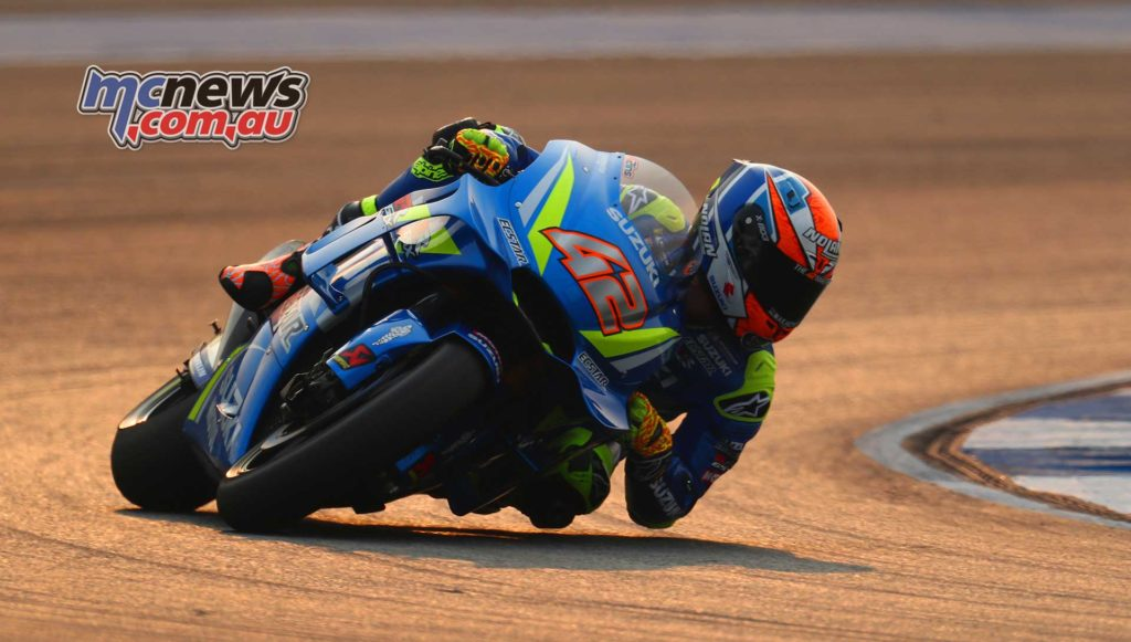 Alex Rins - Image by AJRN