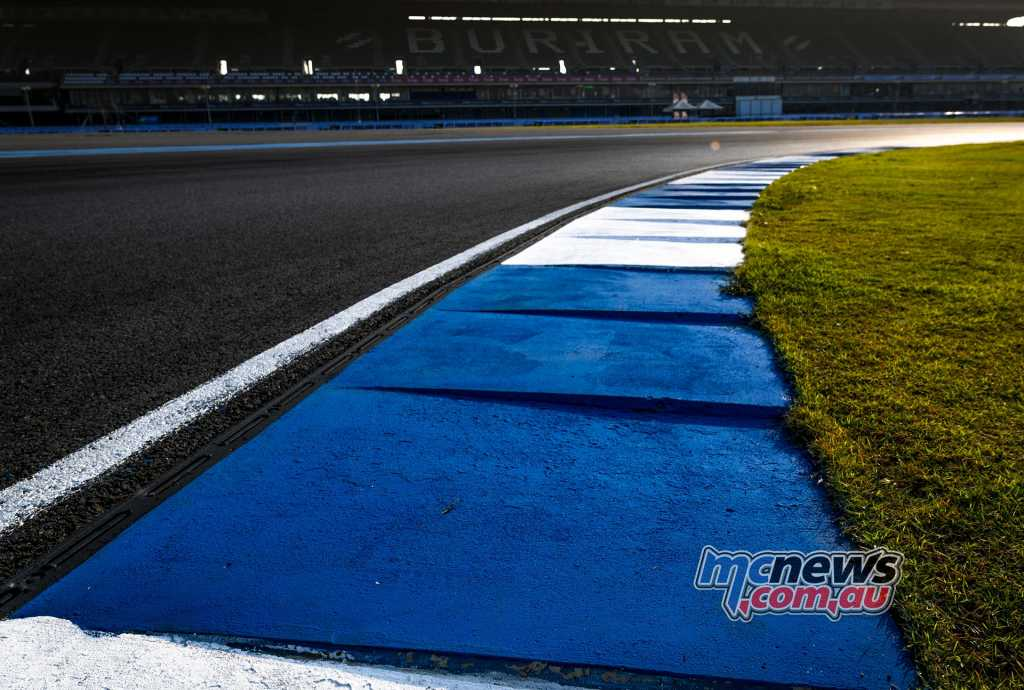 Chang International Circuit in Buriram, Thailand