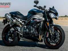 2018 Triumph Speed Triple RS