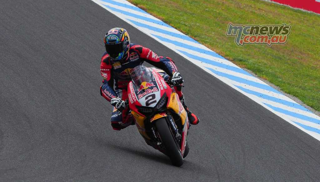 Leon Camier - Image by GeeBee