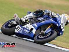 Wayne Maxwell fastest Aussie - Image by GeeBee