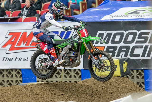 Gavin Faith retains second overall in the standings