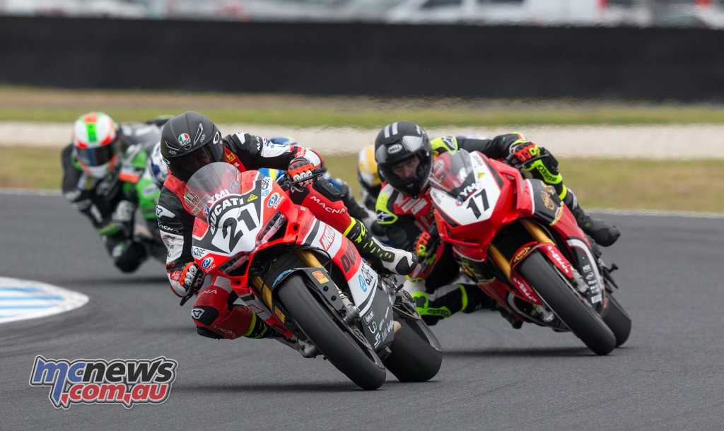 ASBK 2018 - Round One - Race One - TBG Image