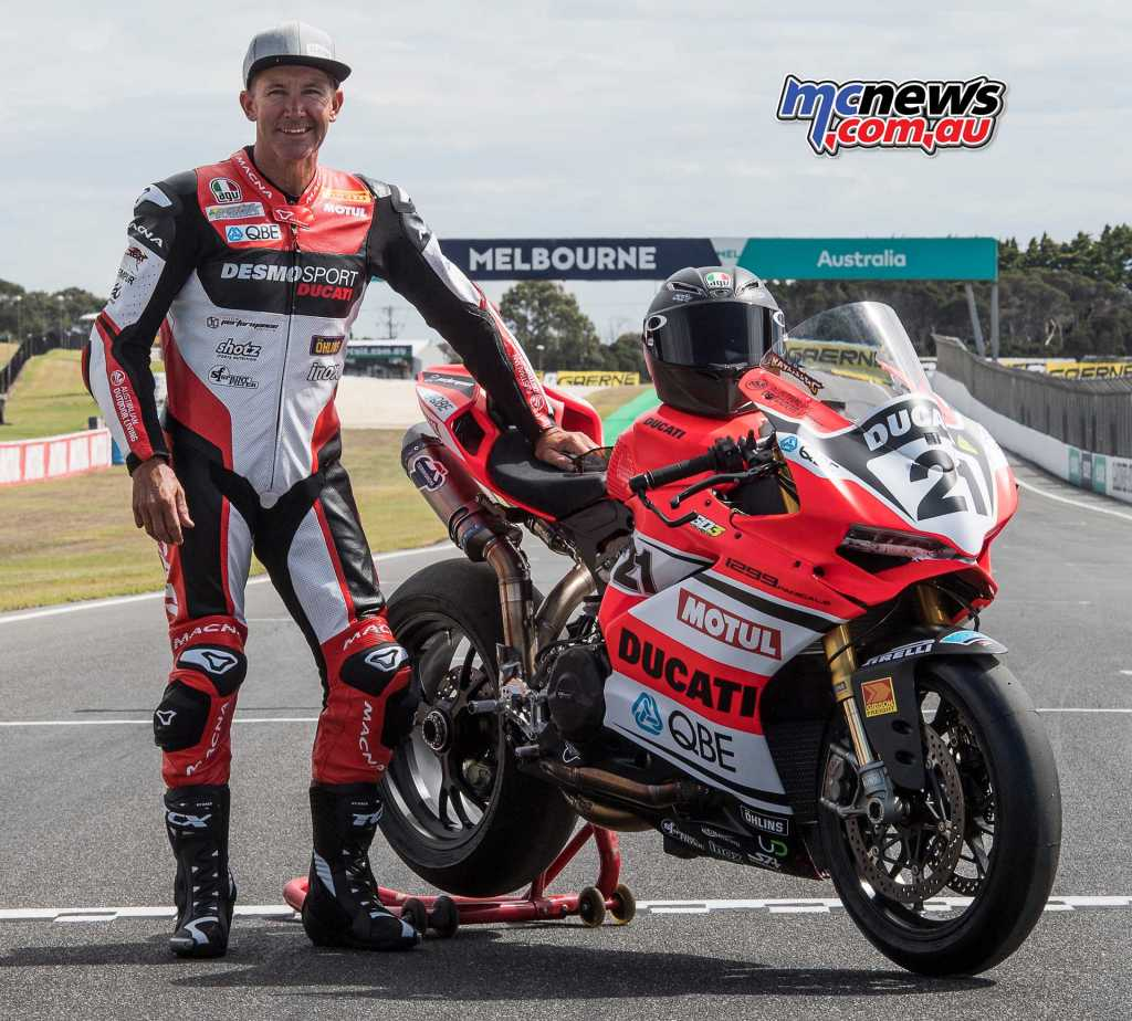Troy Bayliss - Image by GeeBee