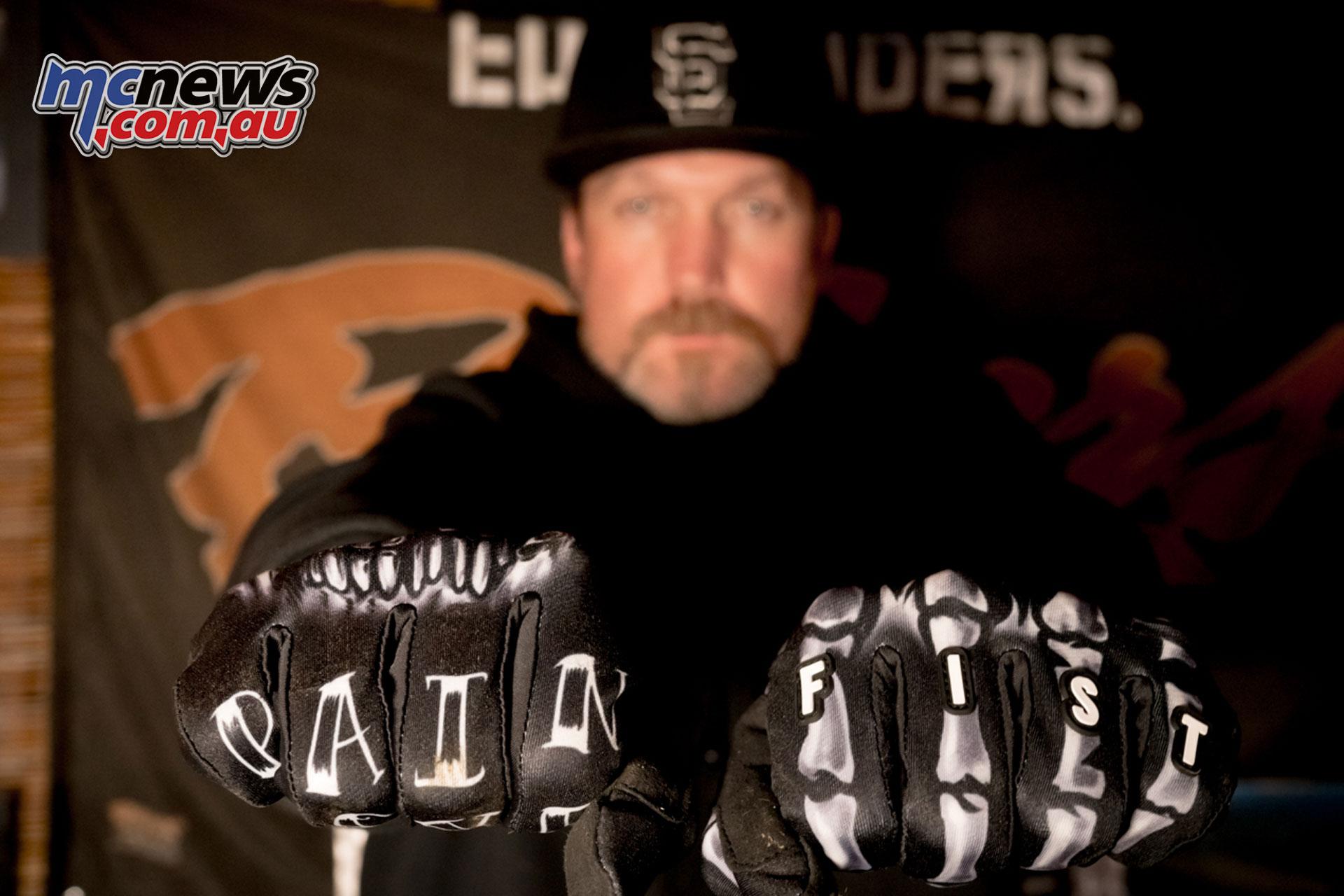 Ficeda introduce the FIST Seth Enslow glove | MCNews com au