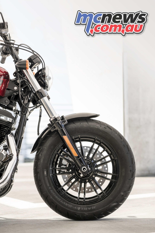 Harley Davidson Forty Eight Special on Harley Davidson V Twin Evolution Engine