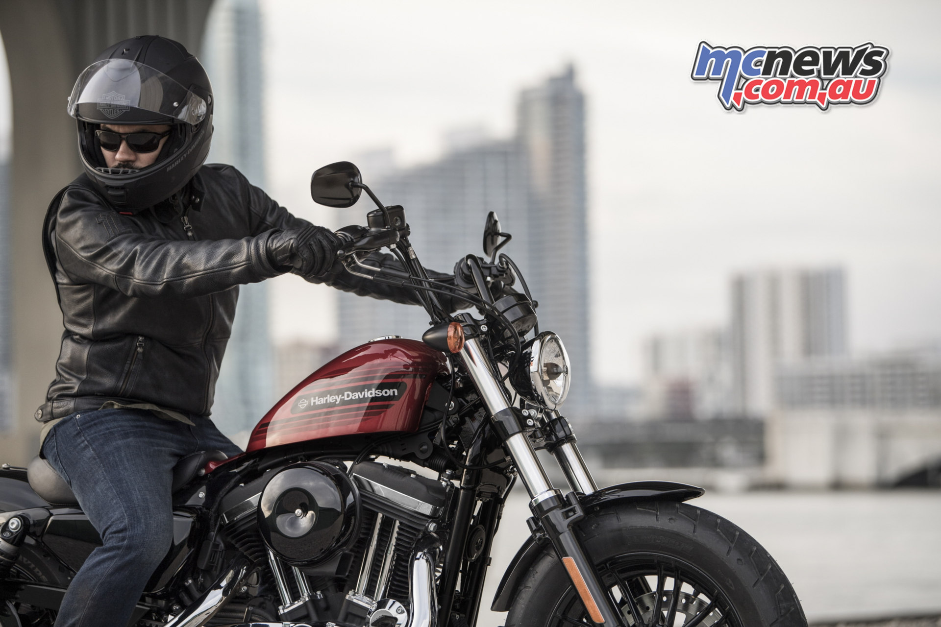 2018 Harley Davidson Forty Eight Special The