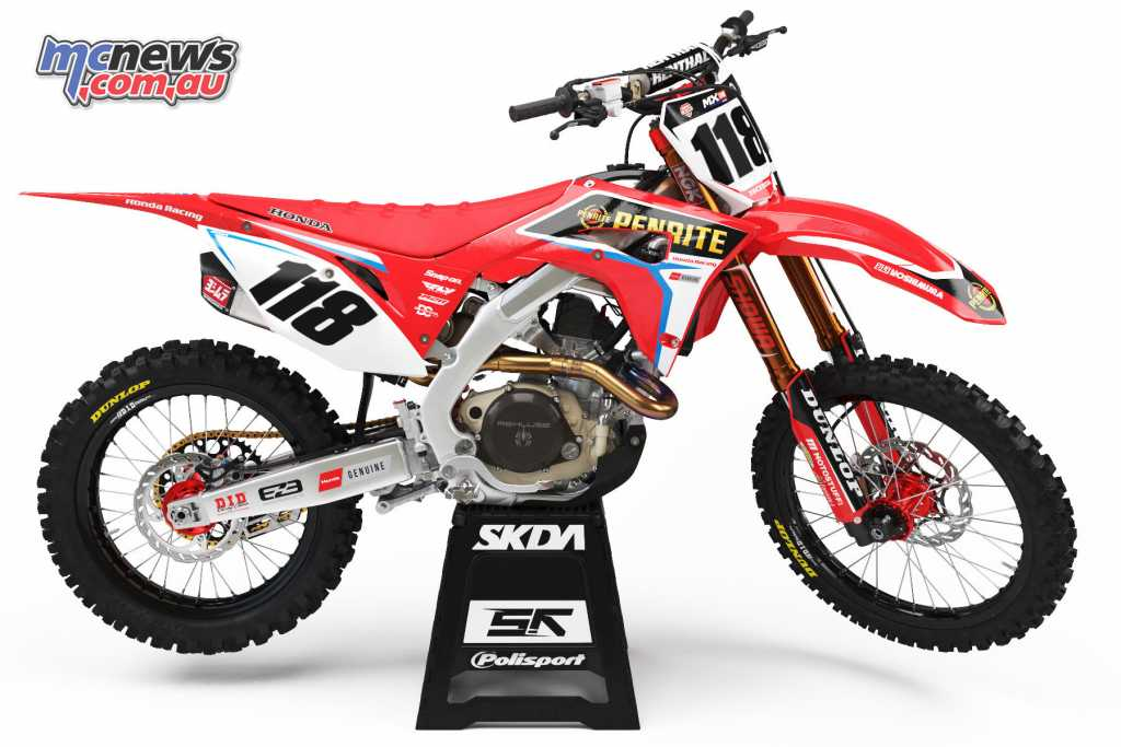 Honda Australia Launches the Desert Racing Team in 2018
