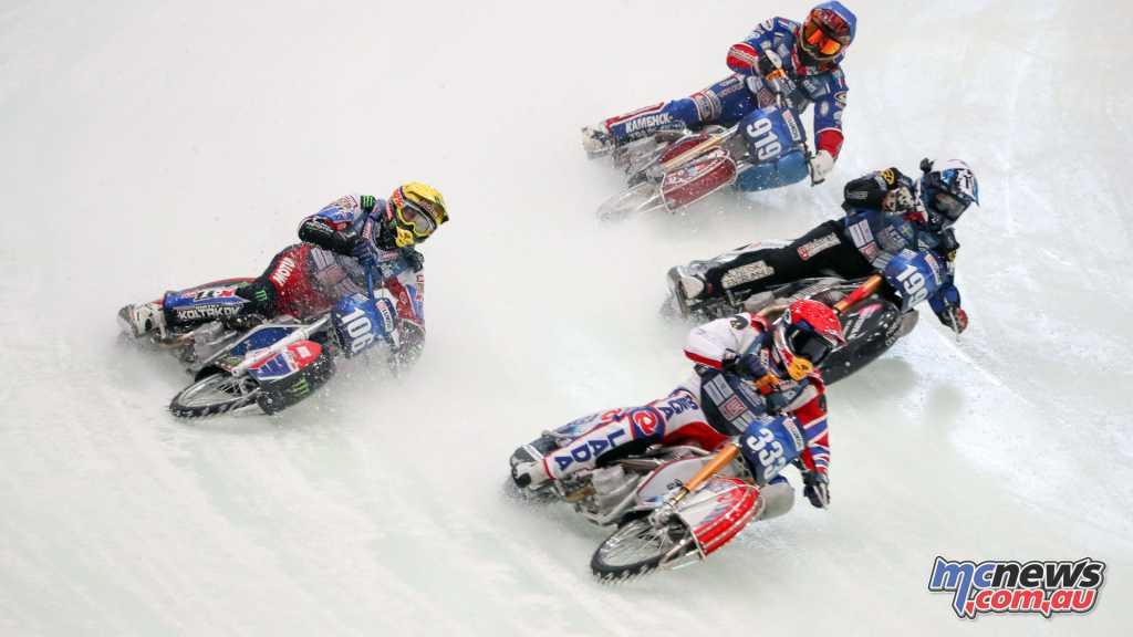 Ice Speedway Championship 2018 - Astana