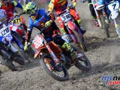 Cairoli leads the Italian Motocross Round 2 Start