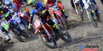 Cairoli leads the Italian Motocross Round 2 Start