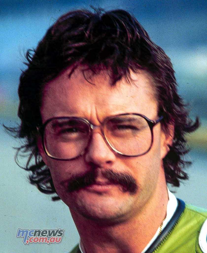 Four-time World Champion Kork Ballington