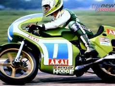 Four-time World Champion Kork Ballington