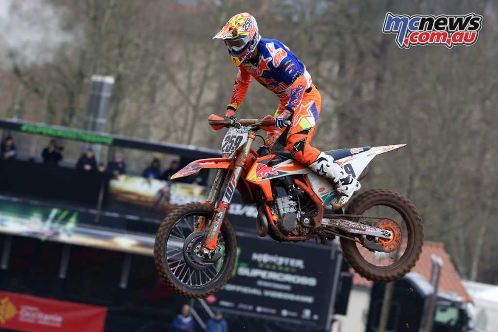 Glen Coldenhoff - Image by KTM Images/P.Haudiquert