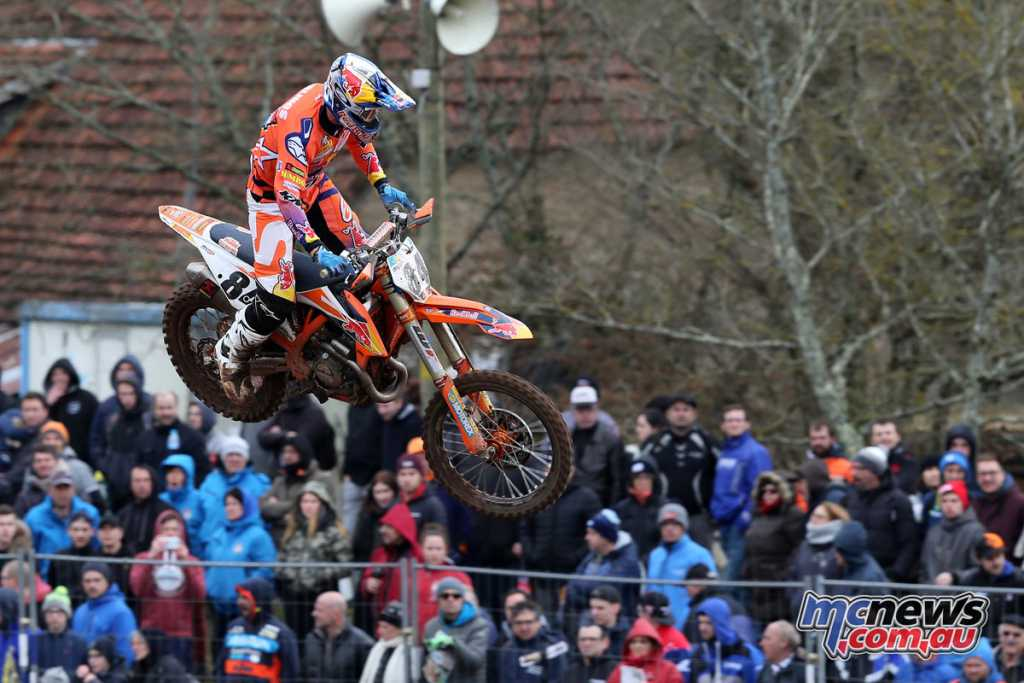 Jeffrey Herlings - Image by KTM Images/P.Haudiquert