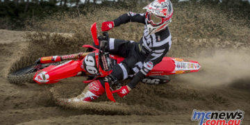 Hunter Lawrence - MX2 Team Honda 114 Motorsports - Image by Bavo