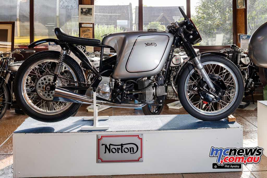 Sammy Miller Motorcycle Museum