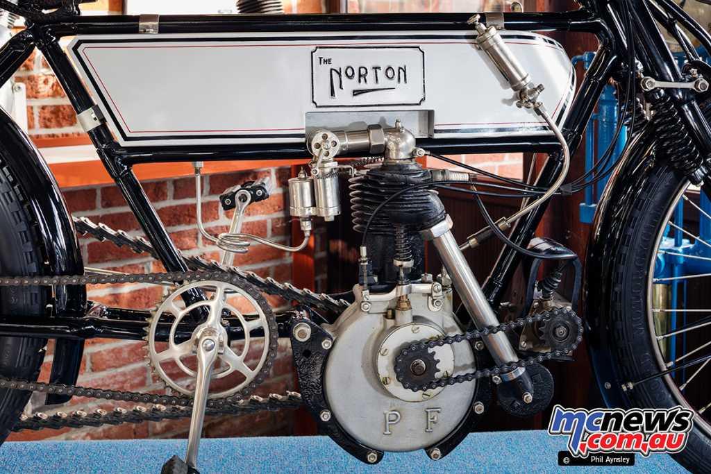 A very special Norton