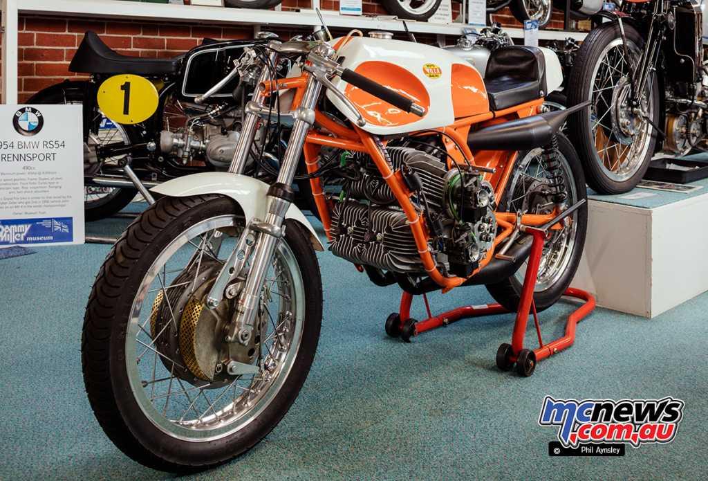 1969 Moto Villa 250/4