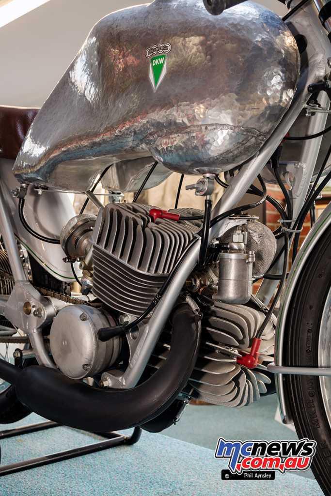 1953 DKW 350/3