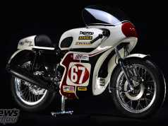 'Slippery Sam' is known for winning five consecutive production 750 cc class TT races at the Isle of Man between 1971 and 1975. The machine, which was displayed at the National Motorcycle Museum, was destroyed in a fire during 2003, but has since been completely rebuilt