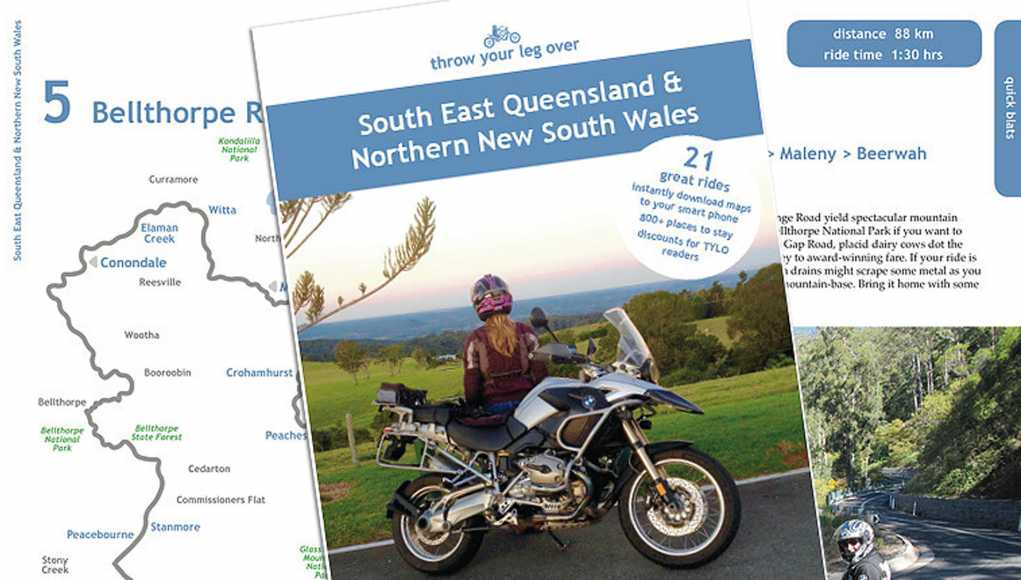 Throw Your Leg Over's South East Queensland & Northern New South Wales