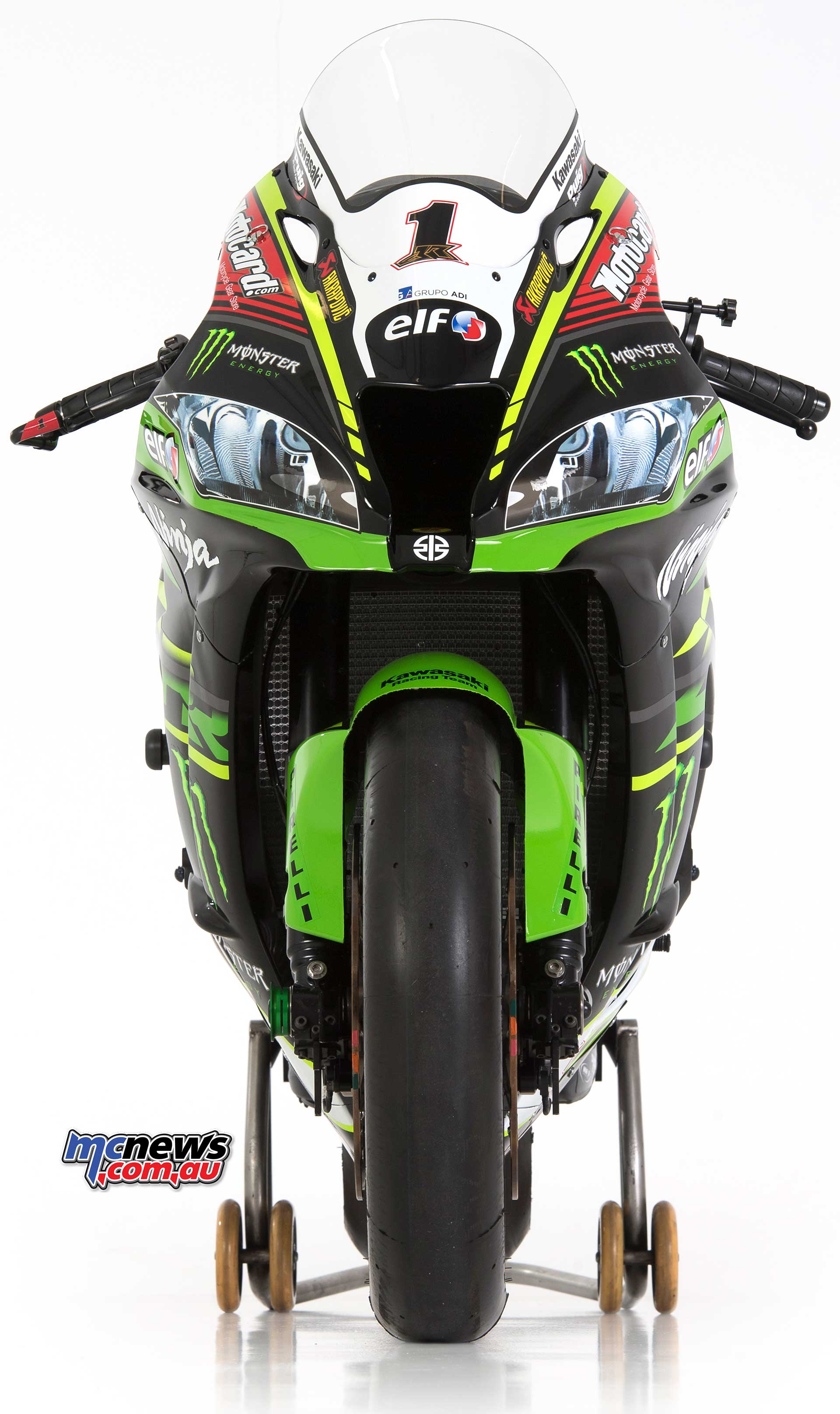 Kawasaki Prepare Wsbk Defence With 1100 Less Rpm Mcnewscomau