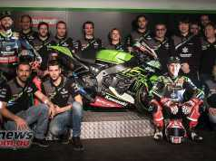 Kawasaki Racing Team WorldSBK 2018