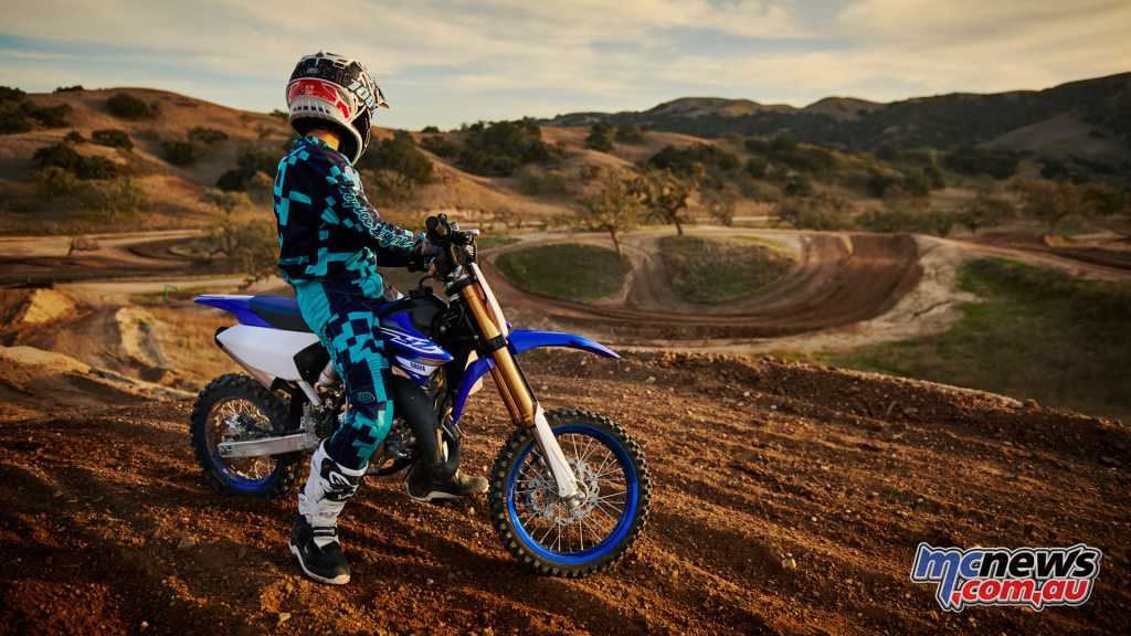 Exciting news from Yamaha with the all-new YZ65 breaking cover and to arrive in May