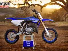 Yamaha's 2018 all new YZ65 Junior Motocrosser