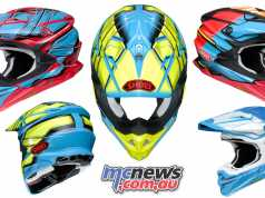 Shoei's VFX-WR helmet arrives soon!