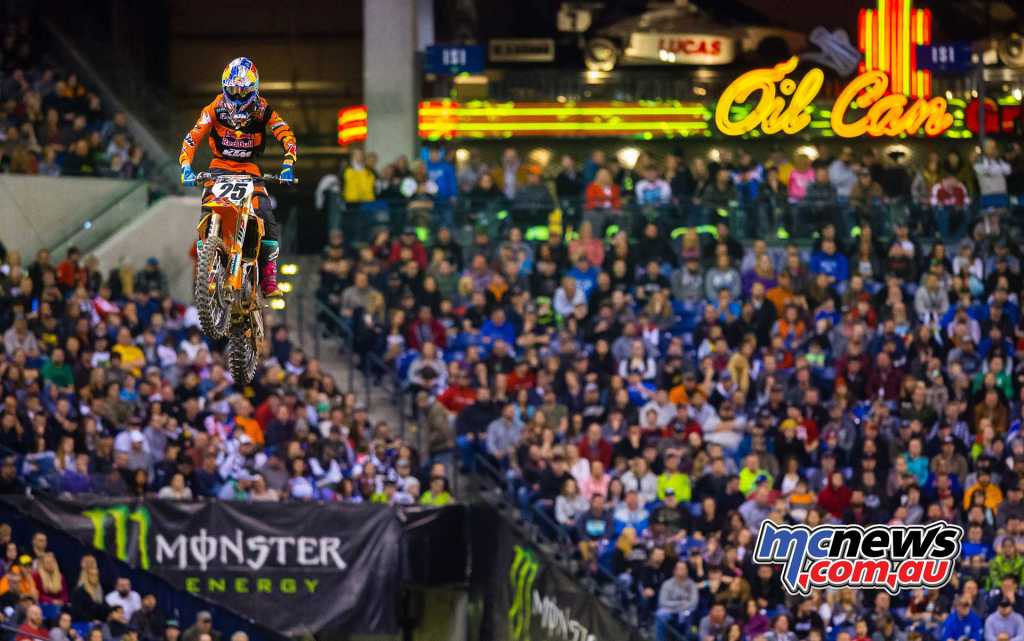 2018 AMA Supercross - Round 12 - Indianapolis
