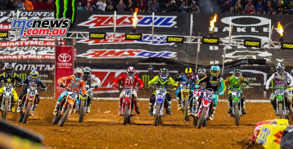 AMA Supercross - Atlanta