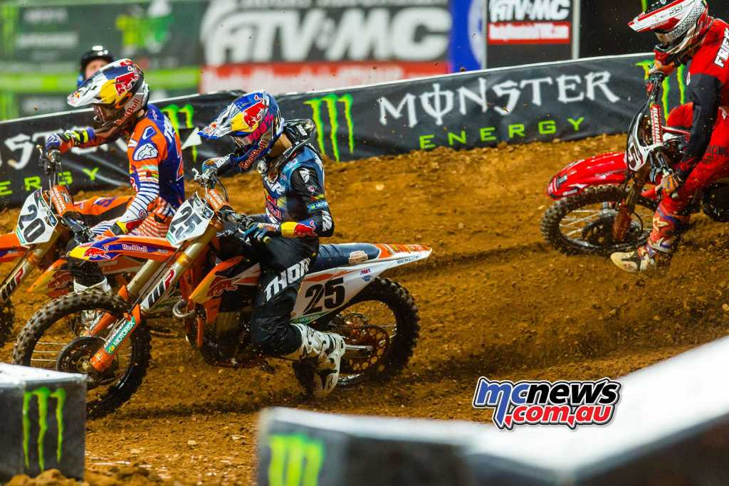Marvin Musquin - Image by Hoppenworld