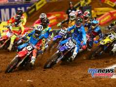 250SX Start at St Louis