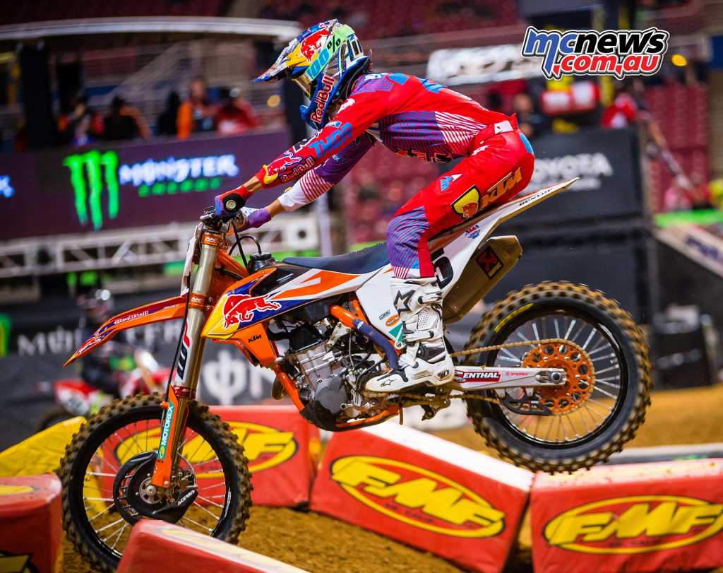 Marvin Musquin - Image by Jeff Kardas