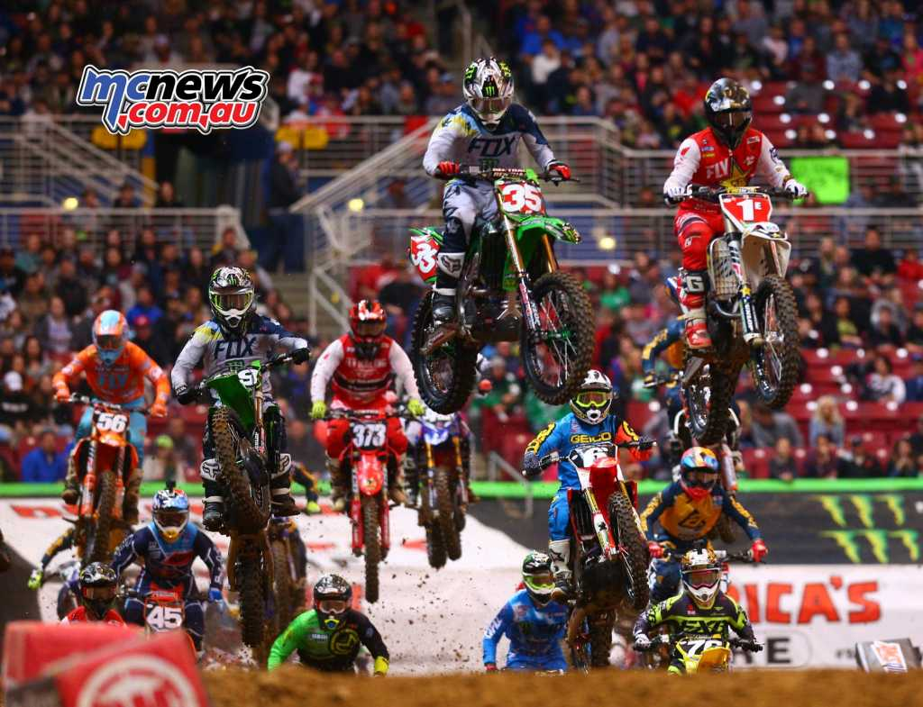 AMA Supercross - St Louis