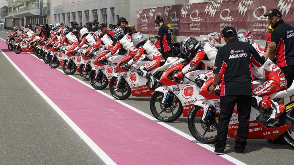 2018 Asia Talent Cup
